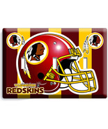 WASHINGTON REDSKINS FOOTBALL TEAM TRIPLE LIGHT ... - $14.39