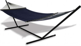 Universal Hammock Stand Quilted Olefin Comfortable Durable Stainless Ste... - $544.49