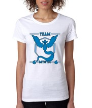 Women's T Shirt Team Mystic Blue Team Shirt - $10.94