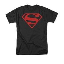 Simply Superheroes Mens superboy symbol logo mens t shirt 3XL - $23.99