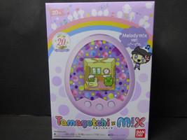 20th Anniversary New Bandai Tamagotchi mix Melody mix Ver. Purple - $65.08