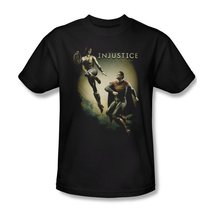 Simply Superheroes Mens injustice battle of the gods mens t shirt Large - $19.99