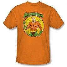 Simply Superheroes Mens aquaman classic t shirt Mens 3XL - $23.99