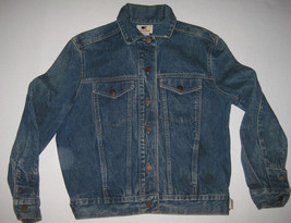 Vintage Calvin Klein Jean Jacket Medium Wash M? Made in USA - $69.99
