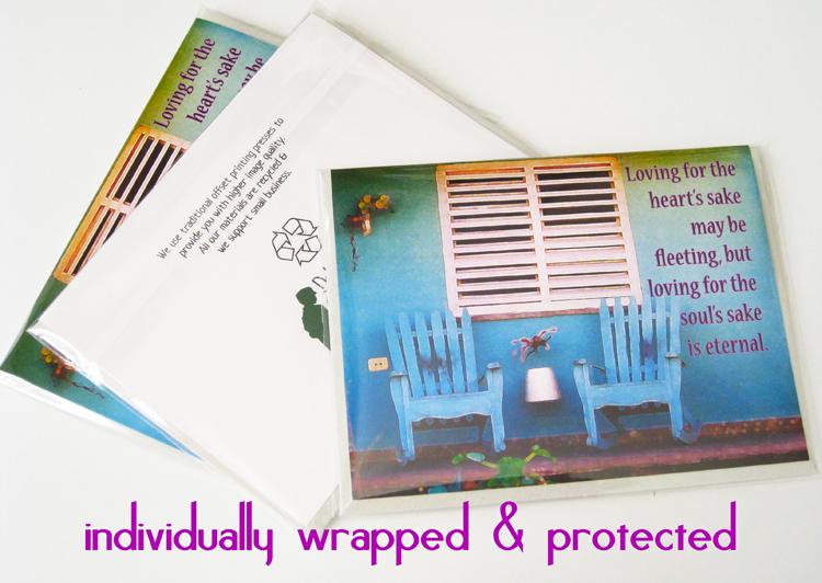ETERNAL LOVE: Unique Blank Love, Anniversary, Romantic, Spiritual Card