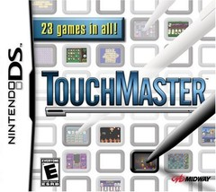 Nintendo DS TouchMaster Game , Without case cover. - $9.99