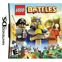 Nintendo DS Lego Battles Game , With case cover. - $14.99