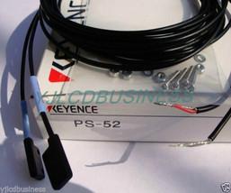 New Keyence PS-52 In Box sensor 90 days warranty - $68.40