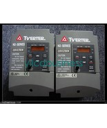 new N2-201-H Taian inverter 220V 0.75KW 90 days warranty - $216.60