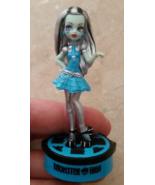 "Monster High Frankie Stein Doll Iinteractive Figure For IPAD 3"" Mattel  - $11.99"