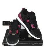 Baby Phat (Blake 2) black and fuschia Casual Shoe Size 8.5M (NIB) - $24.99
