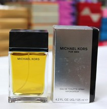 Michael Kors for Men, Vintage Classic Fragrance, 4.2 fl.oz / 125 ml EDT Spray - $134.98