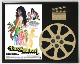 FOXY BROWN PAM GRIER LIMITED EDITION MOVIE REEL... - $66.45