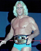 Ric Flair SFOL Vintage 8X10 Color Wretling Memorabilia Photo - $6.99