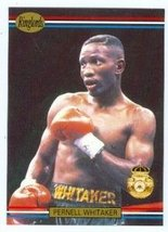 Pernell Whitaker Boxing Card 1991 Ringlords #34 - $3.00