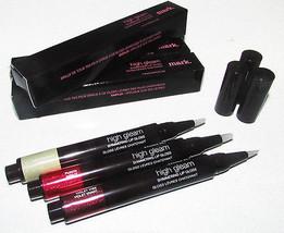 Avon Mark High Gleam Shimmering Lip Gloss Set (Violet Vibe, Punch, Halo ... - $6.82