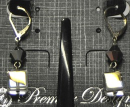 Premier Designs Ice Crystal Earrings - $15.00