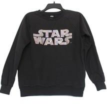 Star Wars Graphic Sweatshirt Women's Size S New Msrp $34.00 - $12.99