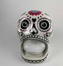 Day of the Dead Scrubby/Sponge Holder - $11.25 CAD