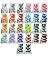 """2 Pairs Round Shoelace Athletic Sneakers Strings Shoelaces 27"""",36"""",45"""",5... - $6.43+"""
