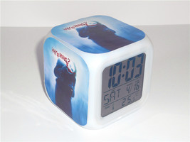 New Led Alarm Clock Batman The Joker Creative Desk Clock Digital Alarm C... - $19.99