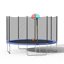 12ft Outdoor Activity Round Trampoline Spring Padding BouncingBed Ship F... - $539.90