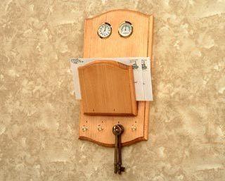 Key Racks, Letter  - $29.95