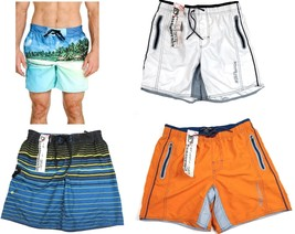 Medium Men's Boardshorts Swim Trunks Bathing Suit Swimming Shorts Point Zero