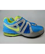 Nike Air Max Limitless Size 8 M (B) EU 39 Women's Running Shoes Blue 454... - $28.70