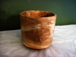 C Ronleu Exclusively Hand Made Terracota Pot, made in Florence Italy. - $5.93
