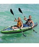 Intex 68306NP - Kayak Gonfiabile Challenger K2 Con 2 Remi, 351 x 76 X 38 CM - $713.33