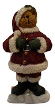 """Boyds """"Kringle Wigglebeary...Do You Want a Fry with that Shake?"""" #228486 - $35.00"""