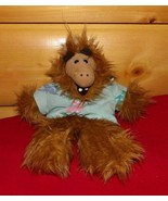 """Alien Alf Plush 10"""" Body Hand Puppet Wants Warm Holiday Vacation Pal - $5.69"""
