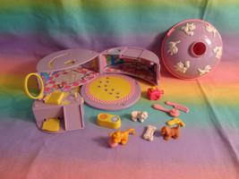 Vintage 1999 Marvel Toy Biz Miss Party Surprise Pet Party Play-set as is - $16.81