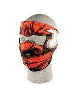 DEMON Neoprene Face Mask Ski Cold Biker Motorcycle Snowboard Rubber Prot... - $12.49