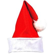 """Folded Cuff Felt Santa Claus Hat 15"""" x 12"""" - €5,71 EUR"""