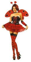 Luscious Lady Bug Costume Xsmall / Small - $12.73