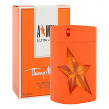 Thierry Mugler Amen Ultra Zest For Men 3.4 OZ/100 Ml Edt Spray New Sealed Box - $195.21