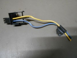 2007 07 Ford Edge LH - Drivers Side Front Door Power Window Motor Pigtail Wires - $9.99
