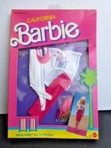 1987 California Barbie Fashion Hollywood  Outfits #4468 Mattel - $18.81
