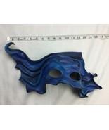 Deborah (D.L.) Einbender Hand Molded Leather Molded Face Mask - $70.11