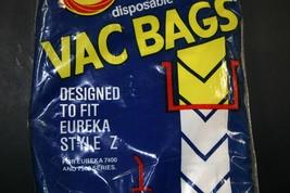 DVC Brand Eureka Style Z 7400 & 7500 Series Vacuum Cleaner Bags 1 Pack of 3 Bags image 2