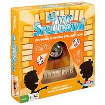 Ideal Kids 4-Way Spelldown Family Board Game - $23.75