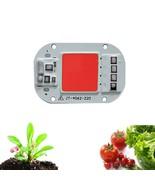 LUSTREON AC160-260V 20W 30W 50W Full Spectrum COB LED Grow Light Chip fo... - $7.70