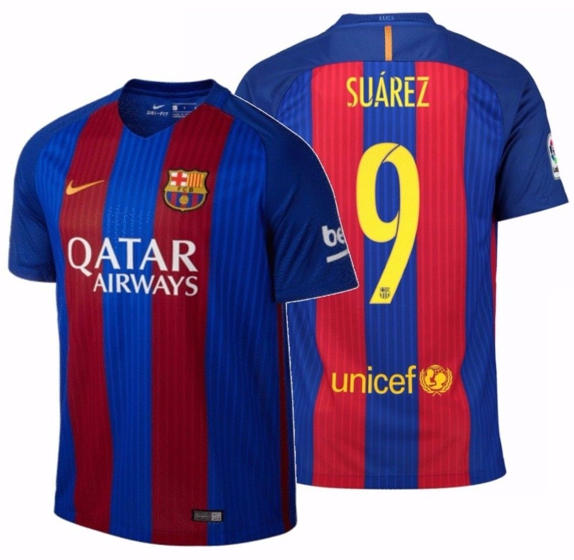 64de05cde Nike Luis Suarez Fc Barcelona Home Jersey and 50 similar items. 57
