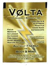 4 Packs of VOLTA Premium Dietary Supplement All Day Energy Boost Memory image 1