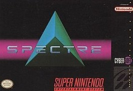 Spectre (Super Nintendo Entertainment System, 1994) VERY GOOD - CART ONLY - $9.75