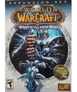 World of Warcraft: Wrath of the Lich King (PC, DVD-ROM) - $25.78