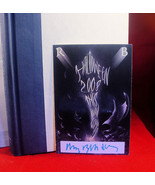 Ray Bradbury SOMETHING WICKED THIS WAY COMES signed Halloween book plate... - $67.62