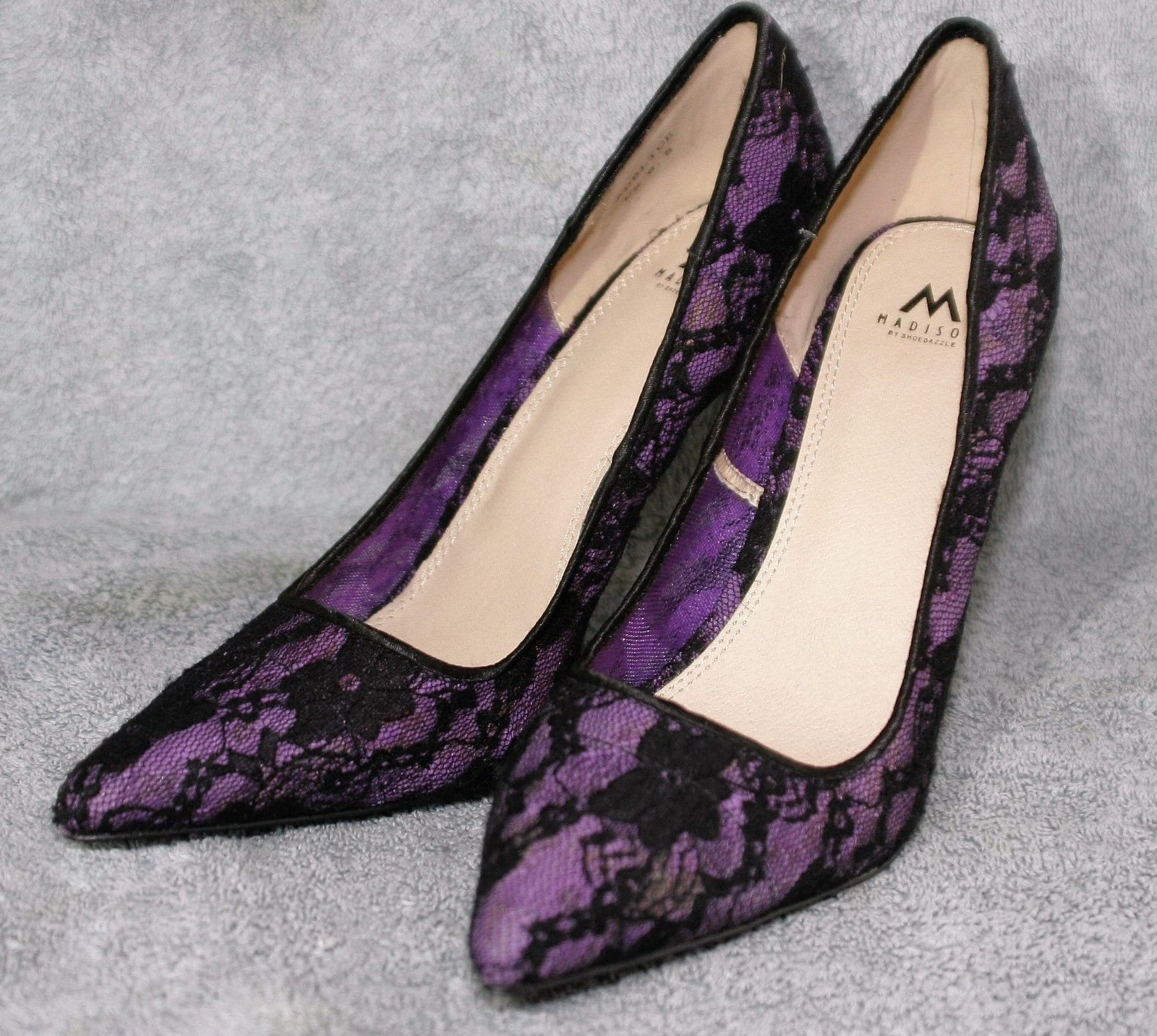 Madison by Shoedazzle La s Adel Ice Purple and 7 similar items
